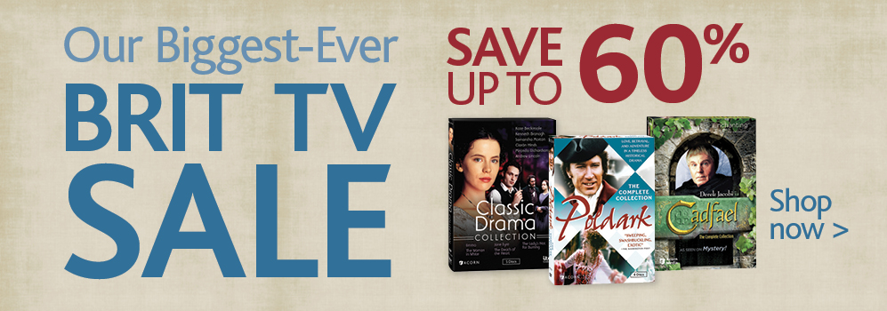 Brit TV Sale